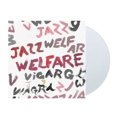 Welfare Jazz LP (White) (Vinyl)