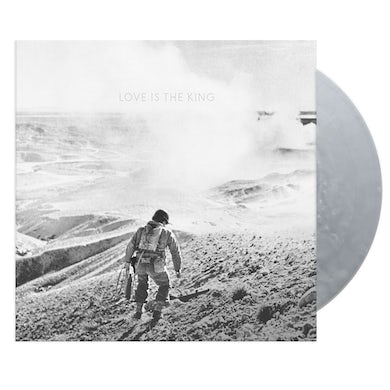 Love Is The King LP (Grey/White Effect) (Vinyl)