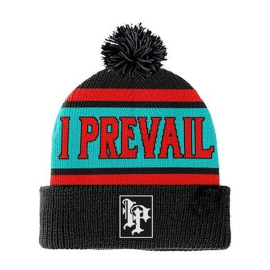 I Prevail IP Logo Pom Beanie