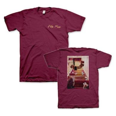 Alfa Mist Bring Backs T-Shirt (Maroon)