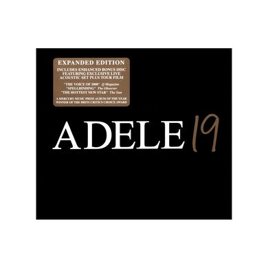 Adele 19 2CD (Expanded Edition)