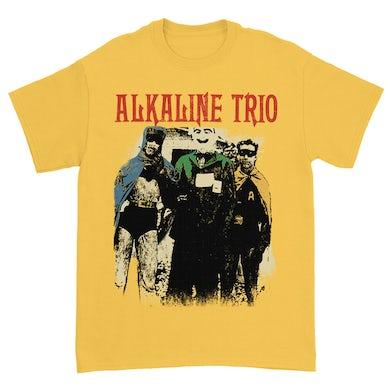 Alkaline Trio Comic Book T-Shirt (Daisy)