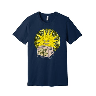 Jeff Tweedy Gwendolyn T-shirt (Navy)
