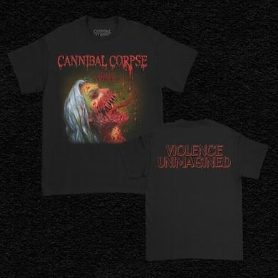 Cannibal Corpse Violence Unimagined T-Shirt (Black)