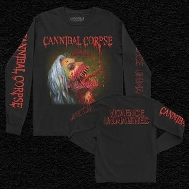 Cannibal Corpse Violence Unimagined Long Sleeve (Black)