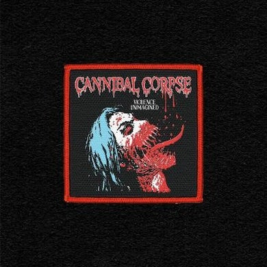 Cannibal Corpse Violence Unimagined Patch