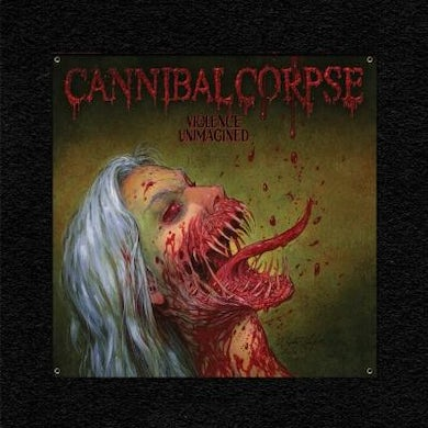 Cannibal Corpse Violence Unimagined Flag