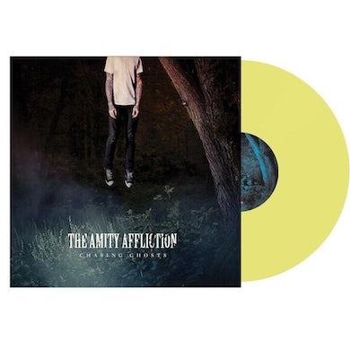 The Amity Affliction Chasing Ghosts LP (Lemon Yellow) (Vinyl)
