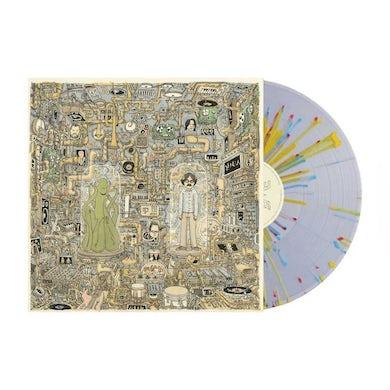 Weezer  OK Human LP (Yellow/Blue/Red Splatter) (Vinyl)