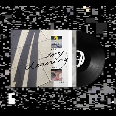 New Long Leg LP (Black) (Vinyl)