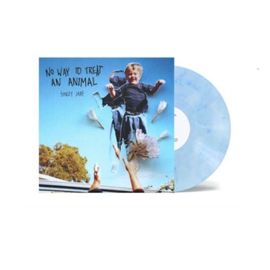 """No Way To Treat An Animal 10"""" (Limited Blue/White Marble)"""