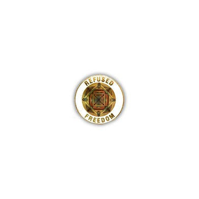 Freedom Enamel Pin