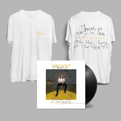 Julien Baker Little Oblivions LP (Black Vinyl) + T-Shirt