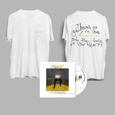 Julien Baker Little Oblivions CD + T-Shirt