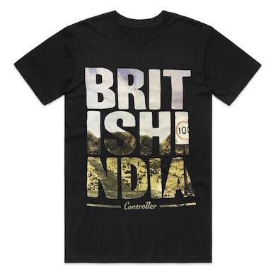 British India Controller T-shirt (Black)