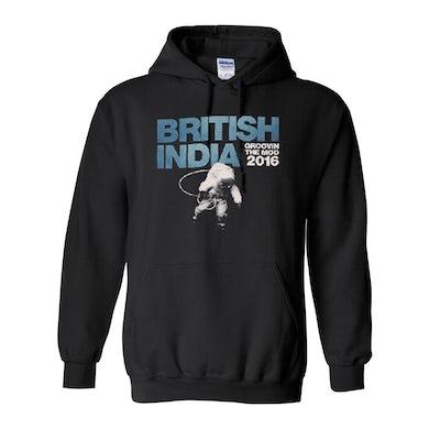 British India Astronaut GTM 2016 Hoodie (Black)