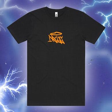 Dregg Halo Logo Tee (Black)