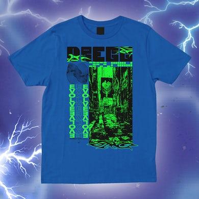 Dregg Evolve Tee (Blue)
