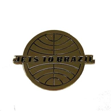 "Jets To Brazil Enamel Pin (1.25"")"