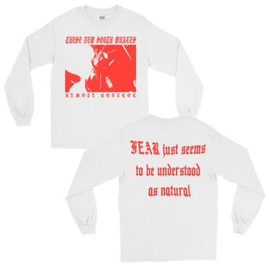 These New South Whales Remote Control Longsleeve (White)