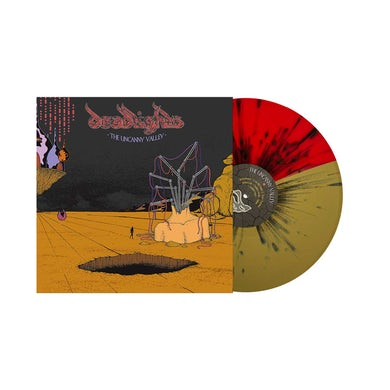 The Uncanny Valley LP (Vinyl)