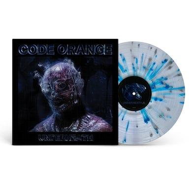 Code Orange Underneath LP (Cold Metal Place) (Vinyl)