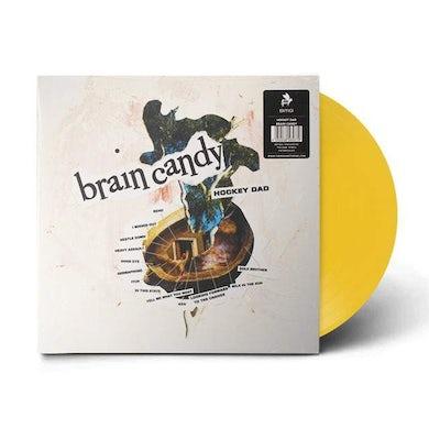 Hockey Dad Brain Candy LP (Yellow) (Vinyl)