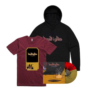 The Uncanny Valley LP + T-Shirt + Hoodie