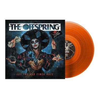 The Offspring Let The Bad Times Roll Vinyl (Translucent Orange)
