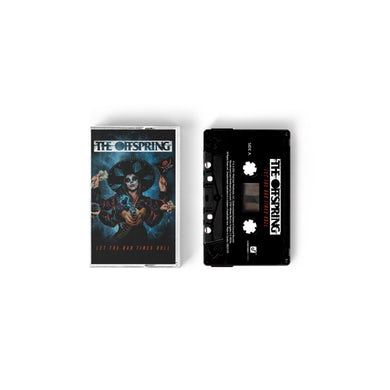 The Offspring Let The Bad Times Roll Cassette