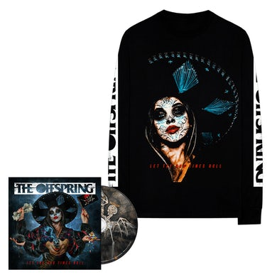 The Offspring Let The Bad Times Roll CD + Album Longsleeve
