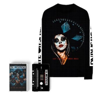 The Offspring Let The Bad Times Roll Cassette + Album Longsleeve