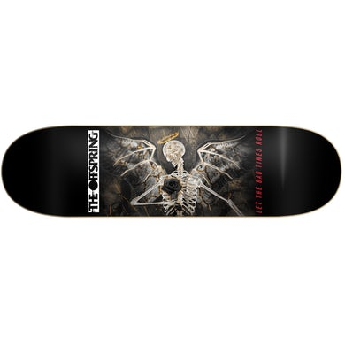 Let The Bad Times Roll Skate Deck (Limited Edition)