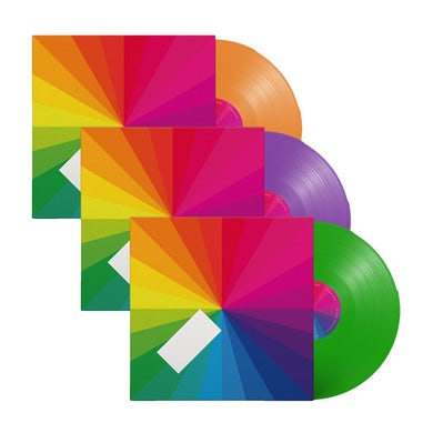 In Colour LP (Random Colour Vinyl)