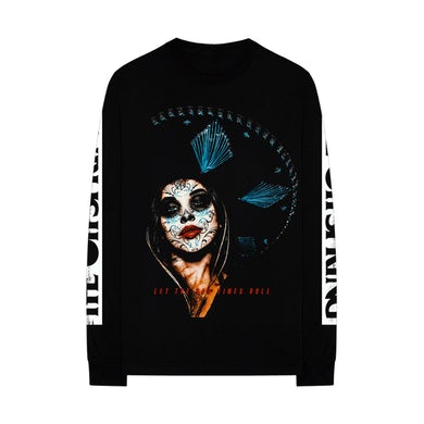 The Offspring Let The Bad Times Roll Album Longsleeve (Black)