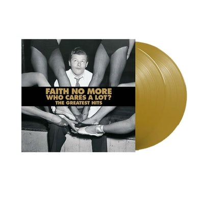 Faith No More Who Cares A Lot? The Greatest Hits 2LP (Gold) (Vinyl)