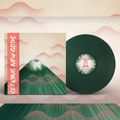 Gruff Rhys Seeking New Gods LP (Green) (Vinyl)