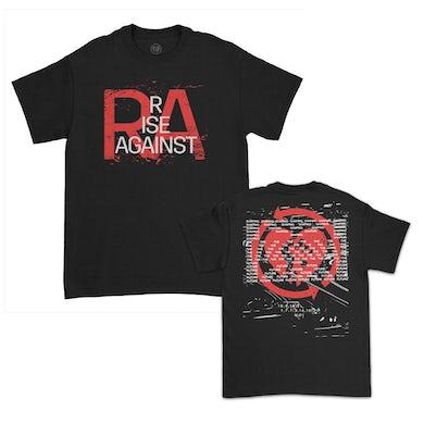 Rise Against Nowhere Generation Future T-shirt (Black)