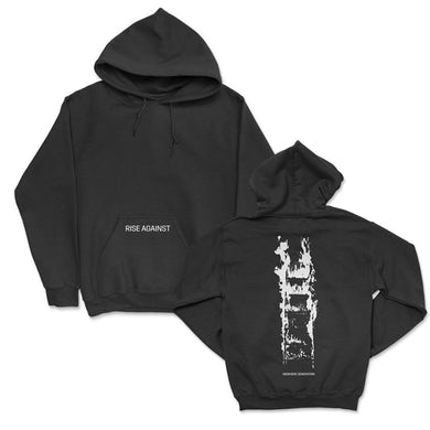 Rise Against Nowhere Generation Hood (Black)