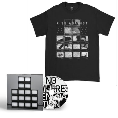 Rise Against Nowhere Generation CD + T-shirt