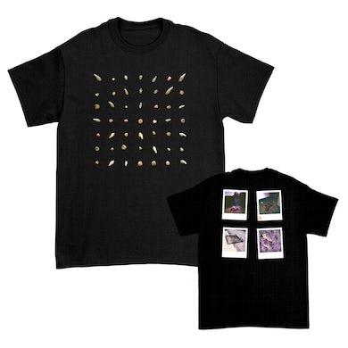 Clipping VOBBB Album Polaroids Tee (Black)