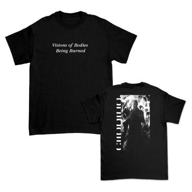 Clipping Engulfed Tee (Black)