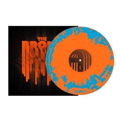 The Bronx VI Vinyl (Orange Crush/Cyan Blue Galaxy)