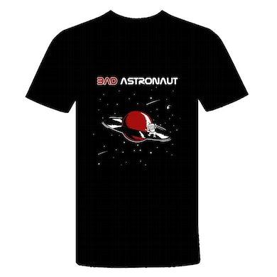Bad Astronaut T-shirt (Black)