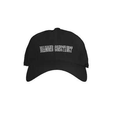 Diamond Construct Logo Hat (Black)