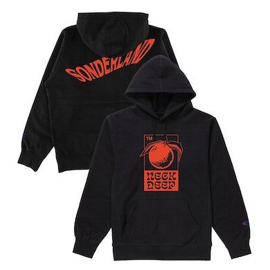 Neck Deep Sonderland Hoodie (Black)