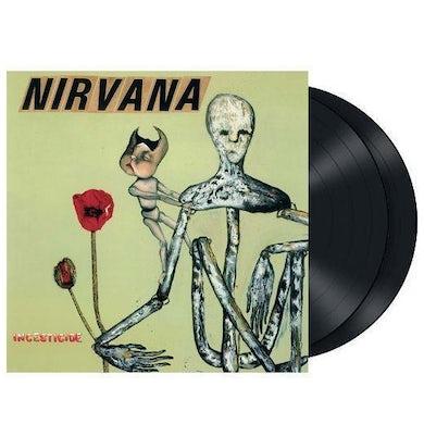Nirvana Incesticide 2LP (Black Vinyl)