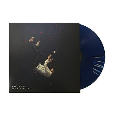 Polaris The Mortal Coil LP (Royal Blue w/White & Red Splatter) (Vinyl)
