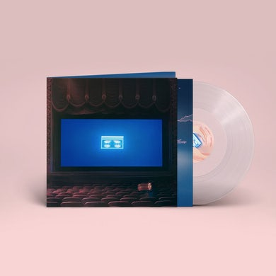 Home Video LP (Clear Vinyl)