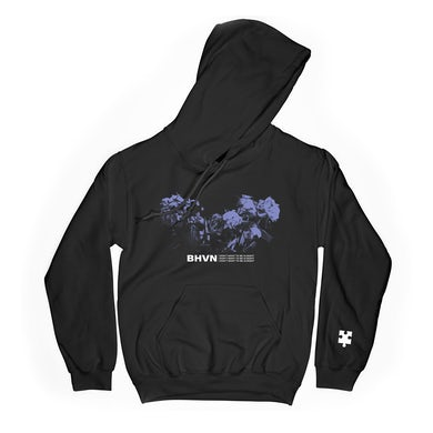 Belle Haven Time Changes Nothing Hoodie (black)